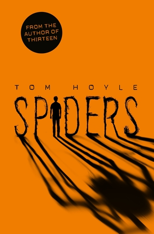 Spiders by Tom Hoyle book cover