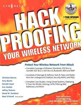 Hackproofing Your Wireless Network Christian Barnes