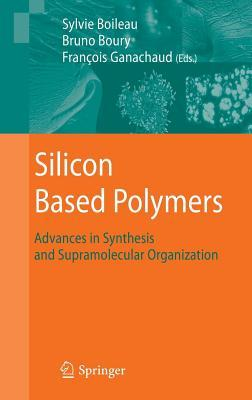 Silicon Based Polymers: Advances in Synthesis and Supramolecular Organization  by  François Ganachaud