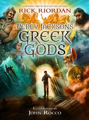 Percy Jackson's Greek Gods