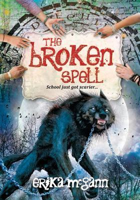 The Broken Spell (The Demon Notebook, #2)