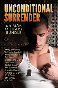 Unconditional Surrender - An M/M Military Bundle
