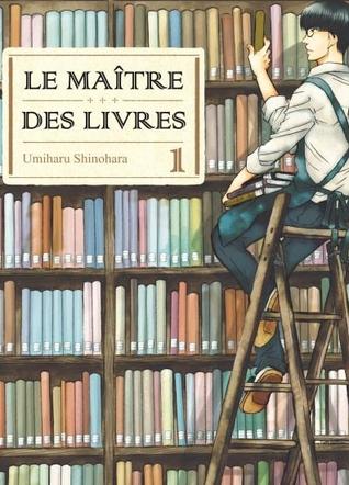 Le maître des livres (Le maître des livres, #1)