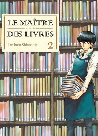 Le maître des livres (Le maître des livres, #2)