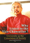 Why Listen to the Vice Chancellor? University as the Conscience of Society
