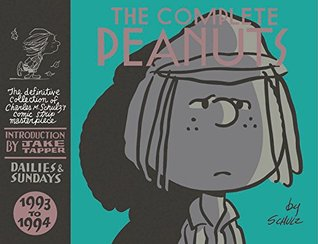 The Complete Peanuts, Vol. 22: 1993-1994