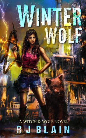 Book 2: WINTER WOLF
