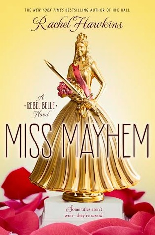 Book Review: Rachel Hawkins' Miss Mayhem