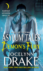 Demon's Fury  (The Asylum Tales #3.1)