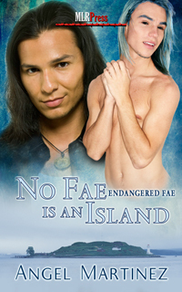 Recent Release Review: No Fae is An Island  by Angel Martinez