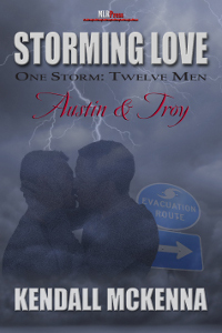 Recent Release Review: Austin & Troy, Storming Love (One Storm, Twelve Men #4) by Kendall McKenna