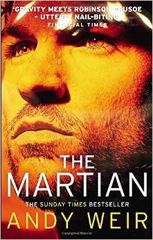 Book review | The Martian by Andy Weir | 5 stars