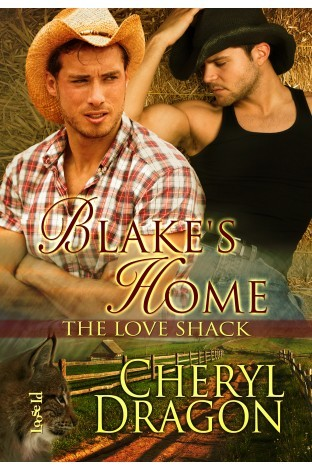 Book Review:  Blake's Home (The Love Shack #1) by Cheryl Dragon
