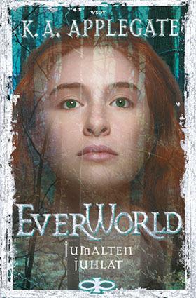 Jumalten juhlat (Everworld, #12) Katherine Applegate