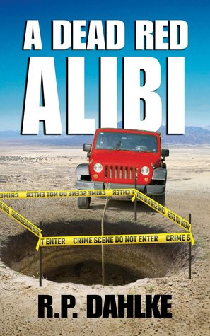 A Dead Red Alibi (The Dead Red Mystery Series #4)