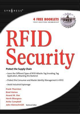 Rfid Security  by  Peter Lindstrom