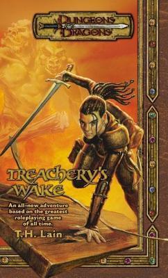 Treacherys Wake T.H. Lain