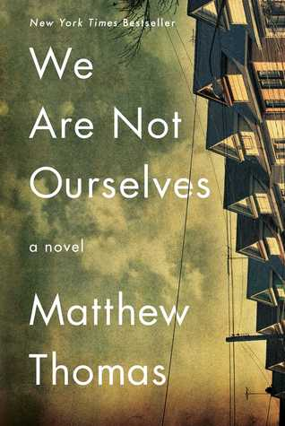 we are not ourselves, matthew thomas, misha collins