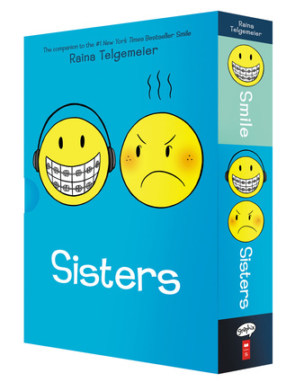 Smile And Sisters The Box Set By Raina Telgemeier
