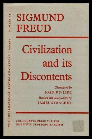 a description of freud civilization and its discontents Album civilization and its discontents  and yet civilization could not do without it the science of aesthetics investigates the conditions in which things are regarded as beautiful it can.