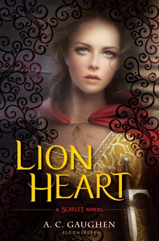 Book Review: Lion Heart by A.C. Gaughen
