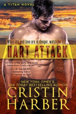 Hart Attack (Titan, #5)