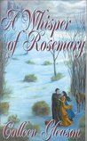 A Whisper of Rosemary (Medieval Herb Garden, #3)