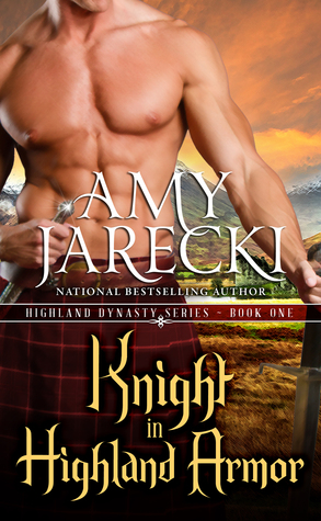 Knight in Highland Armor by Amy Jarecki