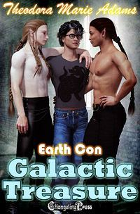 Galactic Treasure (Earth Con, #2)