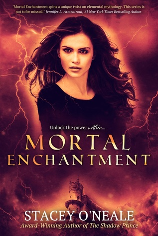 Mortal Enchantment (Mortal Enchantment, #2)