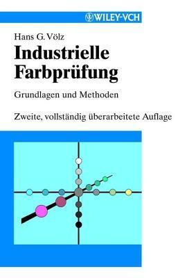 Industrielle Farbprufung Hans G Lz