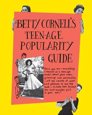 Betty Cornell's Teenage Popularity Guide cover