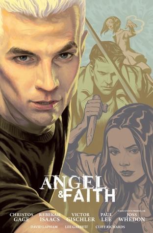 Angel and Faith Library Volume