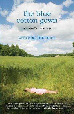 Blue Cotton Gown