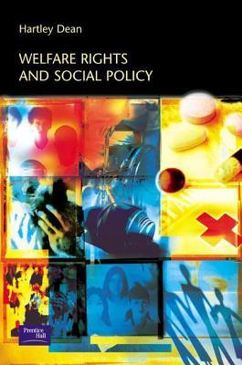 Welfare Rights and Social Policy Hartley Dean
