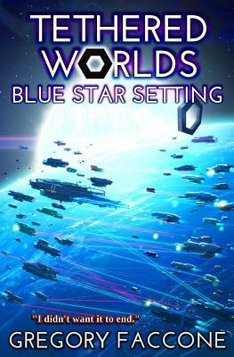 book cover for Tethered Worlds: Blue Star Setting