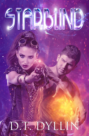 Starblind (The Jane Sevis Chronicles #1)