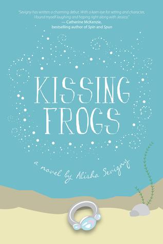 Kissing Frogs by Alisha Sevigny