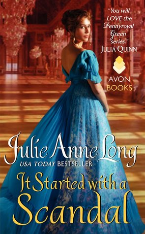 {Excerpt} It Started with a Scandal by Julie Anne Long (with Giveaway)