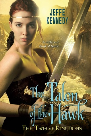 Review: The Talon of the Hawk by Jeffe Kennedy