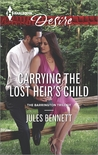 Carrying the Lost Heir's Child (The Barrington Trilogy #2)