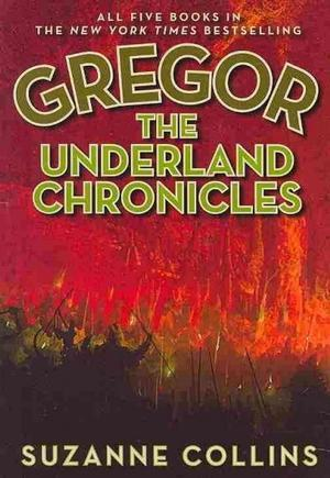 Gregor the Overlander Collection (2011) by Suzanne Collins