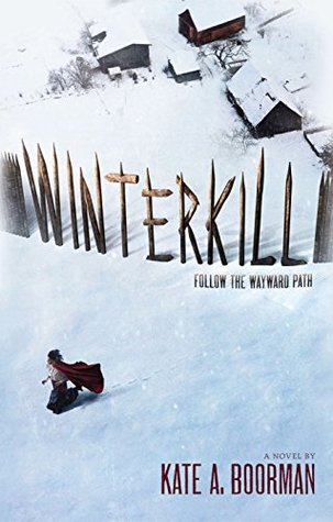 Winterkill by Kate A. Boorman book cover