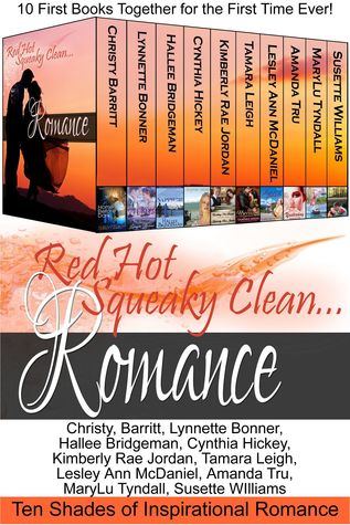 Red Hot Squeaky Clean Romance Collection