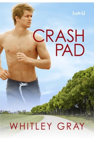 Theme Week: New Beginnings, Book Review: Crash Pad by Whitley Gray