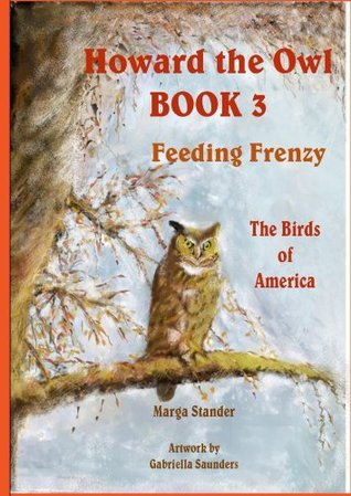 Howard the Owl Marga Stander