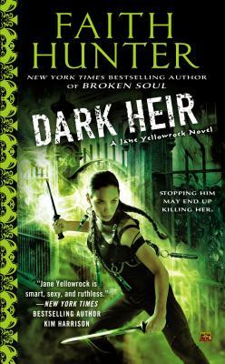 Review + Exclusive Excerpt: Dark Heir by Faith Hunter