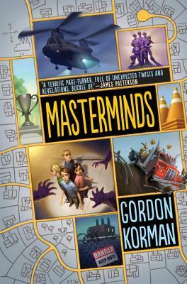 Masterminds (Masterminds #1)