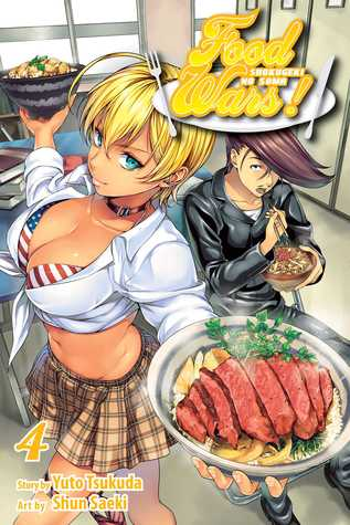 Food Wars!, Vol. 4: Shokugeki no Soma
