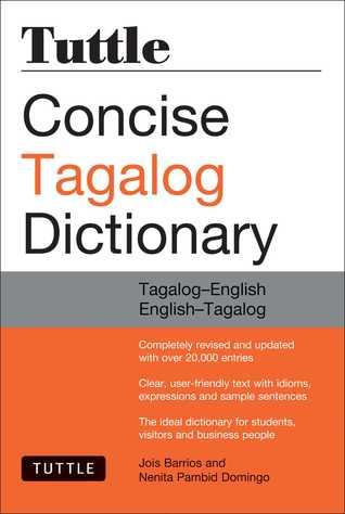 Tuttle Concise Tagalog Dictionary: Tagalog-English English-Tagalog Joi Barrios